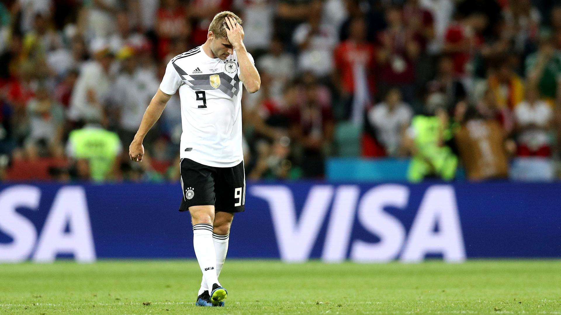 Germany Sweden Timo Werner