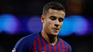 Philippe Coutinho Tottenham Barcelona UCL 03102018