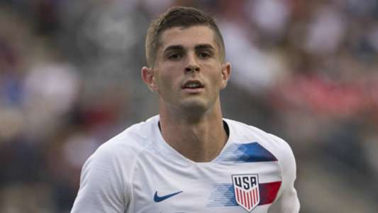 Christian Pulisic USMNT 05282018