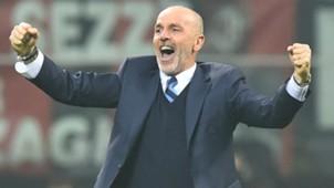 Stefano Pioli Inter coach Serie A