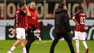 Davide Calabria Milan Lazio Coppa Italia