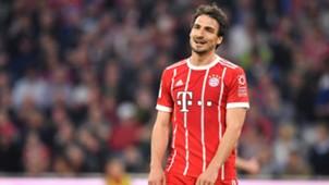 Mats Hummels Bayern München 14042018