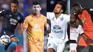Thai League Top Scorer : สรุปอันดับดาวซัลโวไทยลีก 