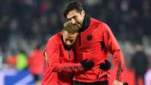 PSG Buffon Neymar 11122018