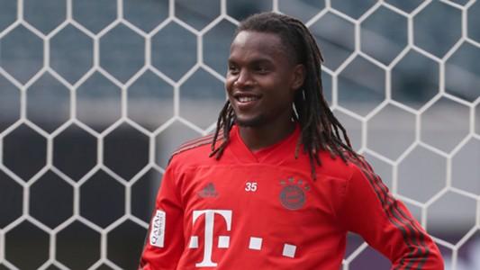 2018-07-24 Renato Sanches Bayern Muenchen
