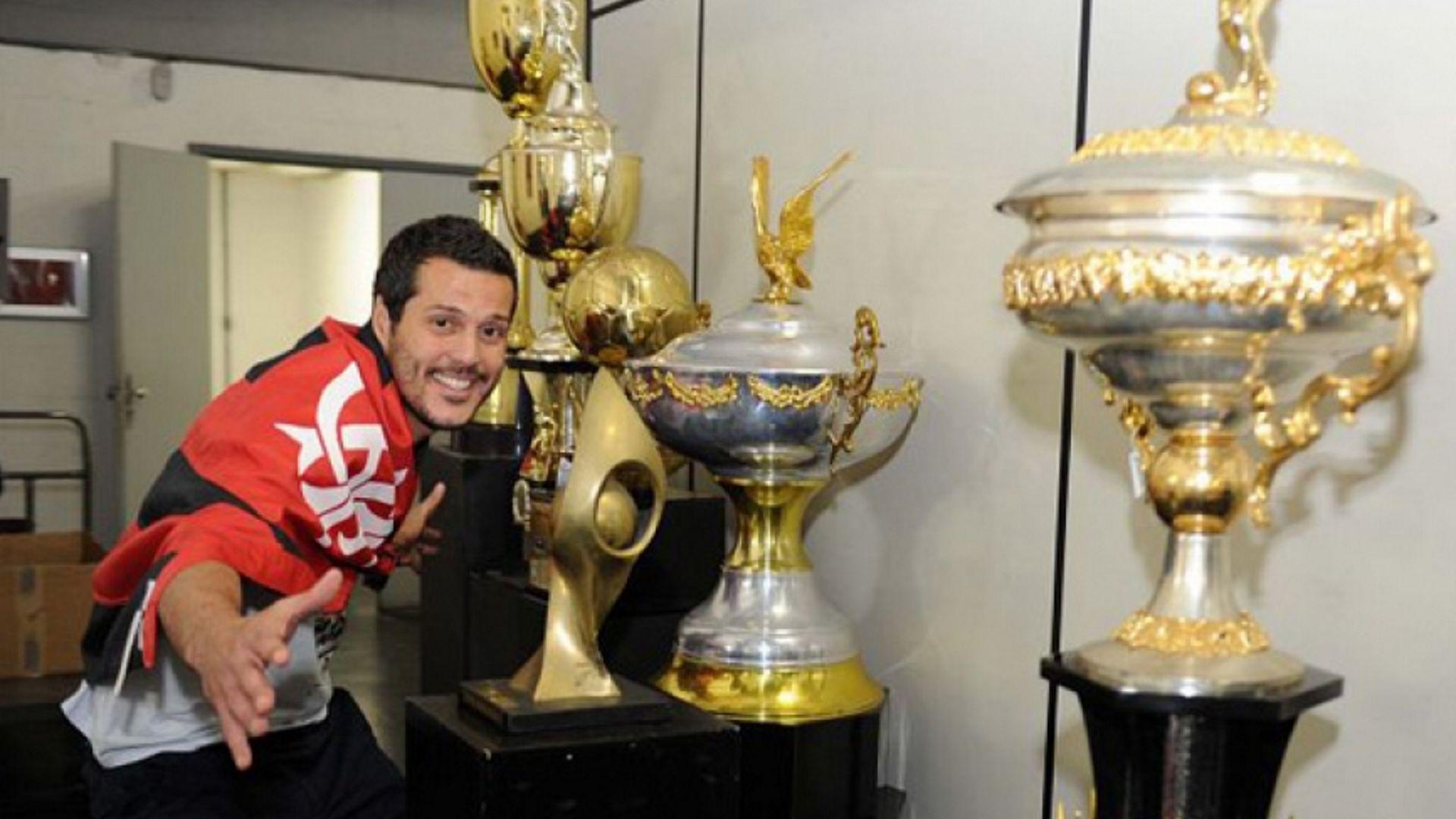 Julio Cesar Flamengo 2014 titulos
