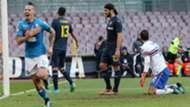 Hamsik Napoli Sampdoria Serie A