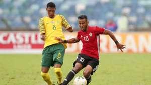 Vincent Pule Bafana Bafana v Libya, September 2018