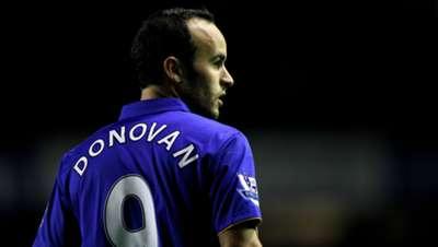 Landon Donovan Everton 2012-13