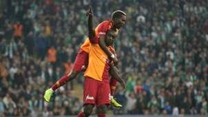 Bursaspor Galatasaray Mbaye Diagne Henry Onyekuru 03172019
