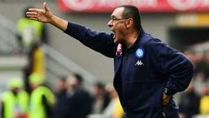 Sarri Milan Napoli Serie A