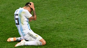 Enzo Perez Argentina Croatia Croacia Wolrd Cup 2018 21062018