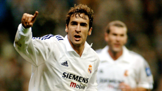 Raul Gonzalez Real Madrid