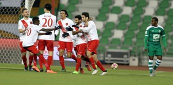 Al Ahli - Al Rayyan - Qatar Stars League - 4.Feb.2017.