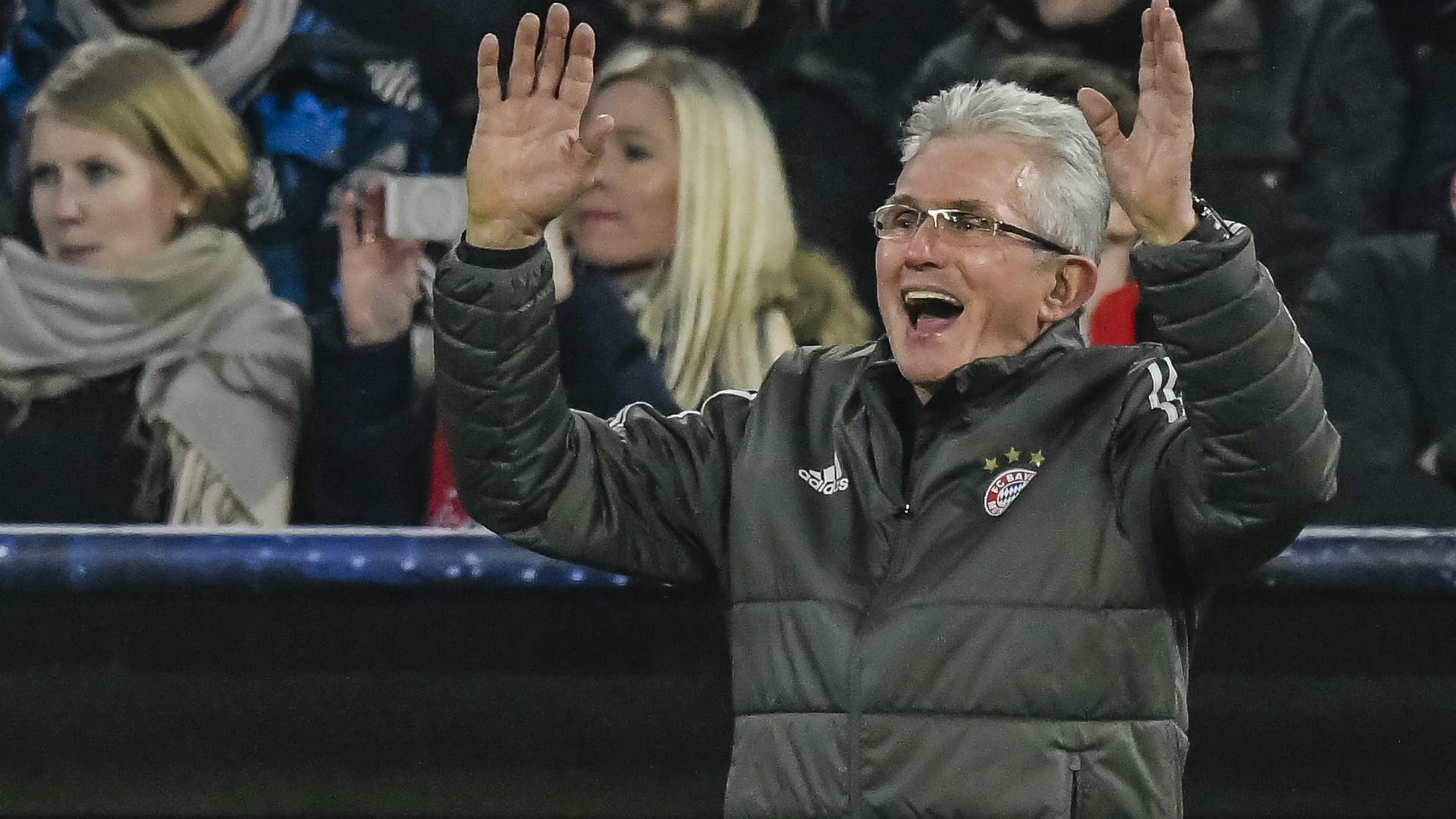 Jupp Heynckes FC Bayern 05122017