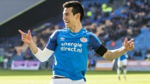 Hirving Lozano, PSV, Eredivisie 10292017