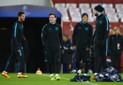 Suarez & Messi & Neymar & Pique