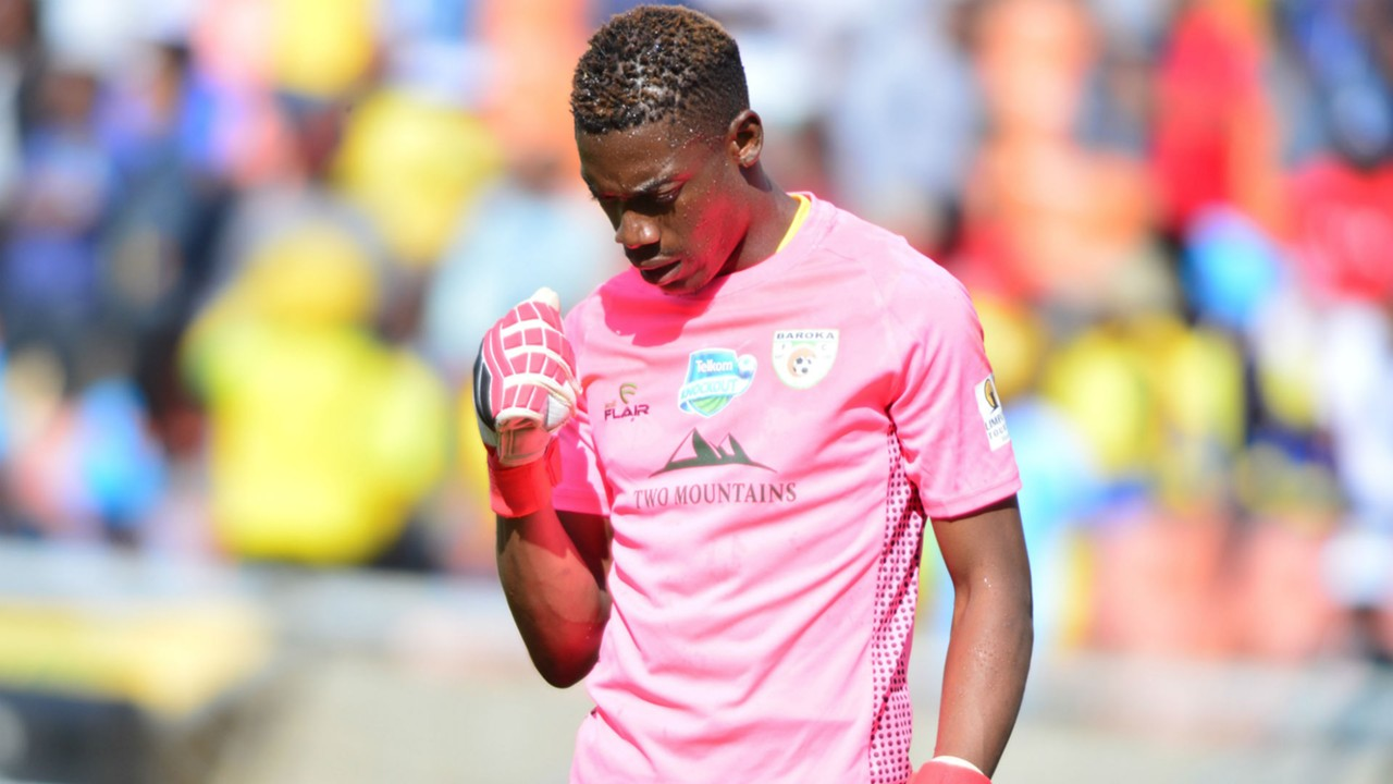 Elvis Chipezeze, Baroka FC, November 2018