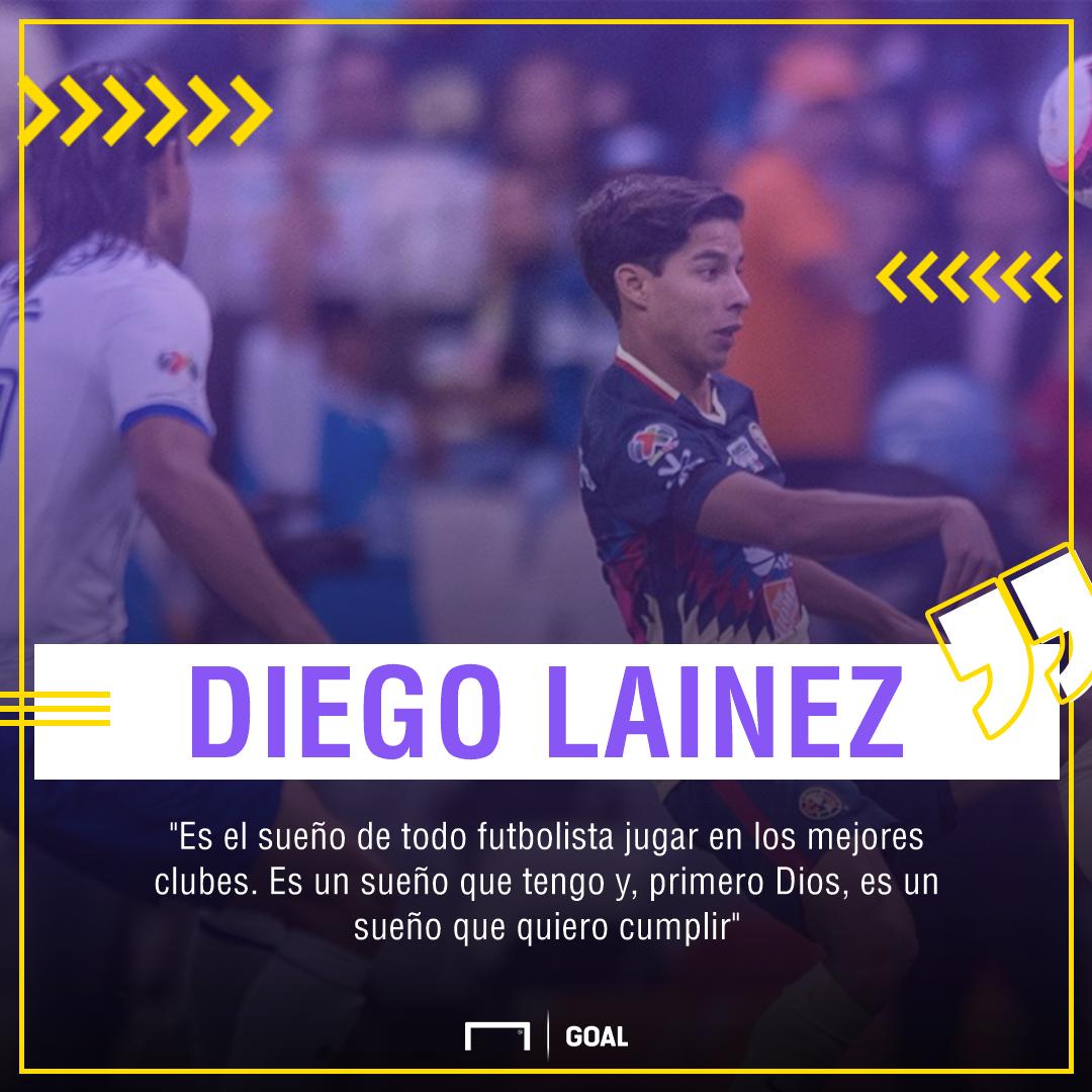 Diego Lainez PS