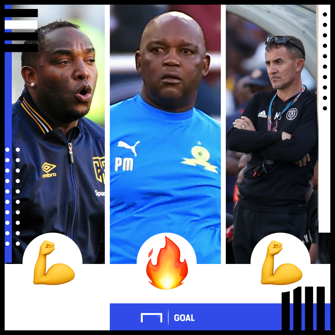 PSL Coach of the Season nominees