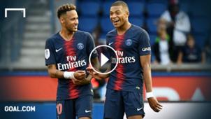 GFX Neymar Mbappe PSG 25082018
