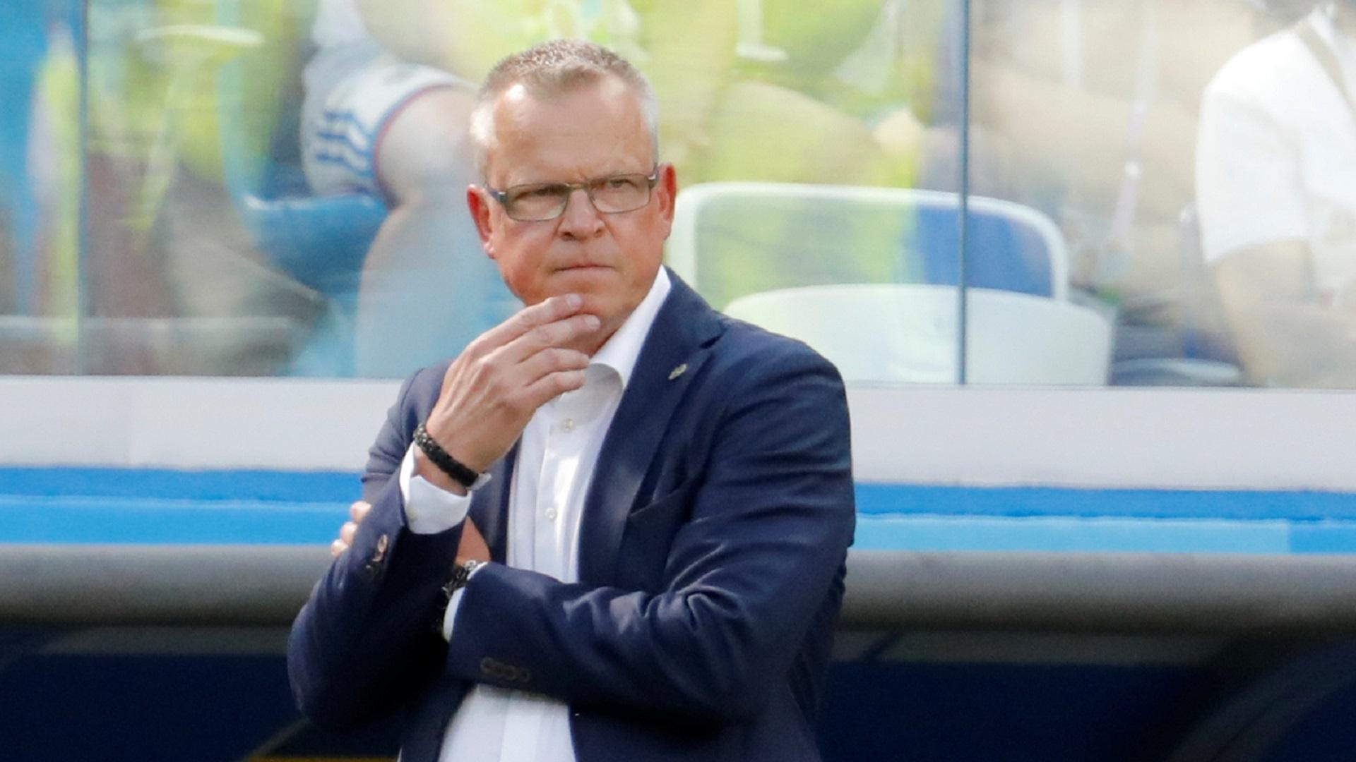 2018-06-19 Janne Andersson Sweden
