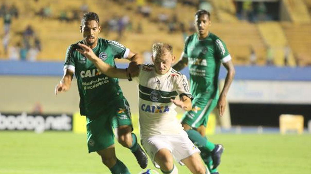 Goias Coritiba Copa do Brasil 28022018