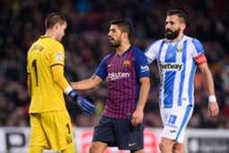 Luis Suarez Cuellar Siovas Barcelona Leganes