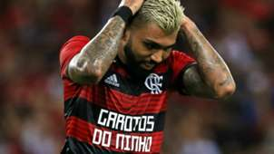 Gabigol Flamengo Fluminense 14022019