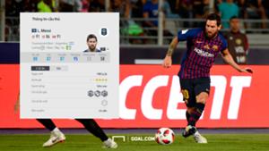 FO4 TB Lionel Messi