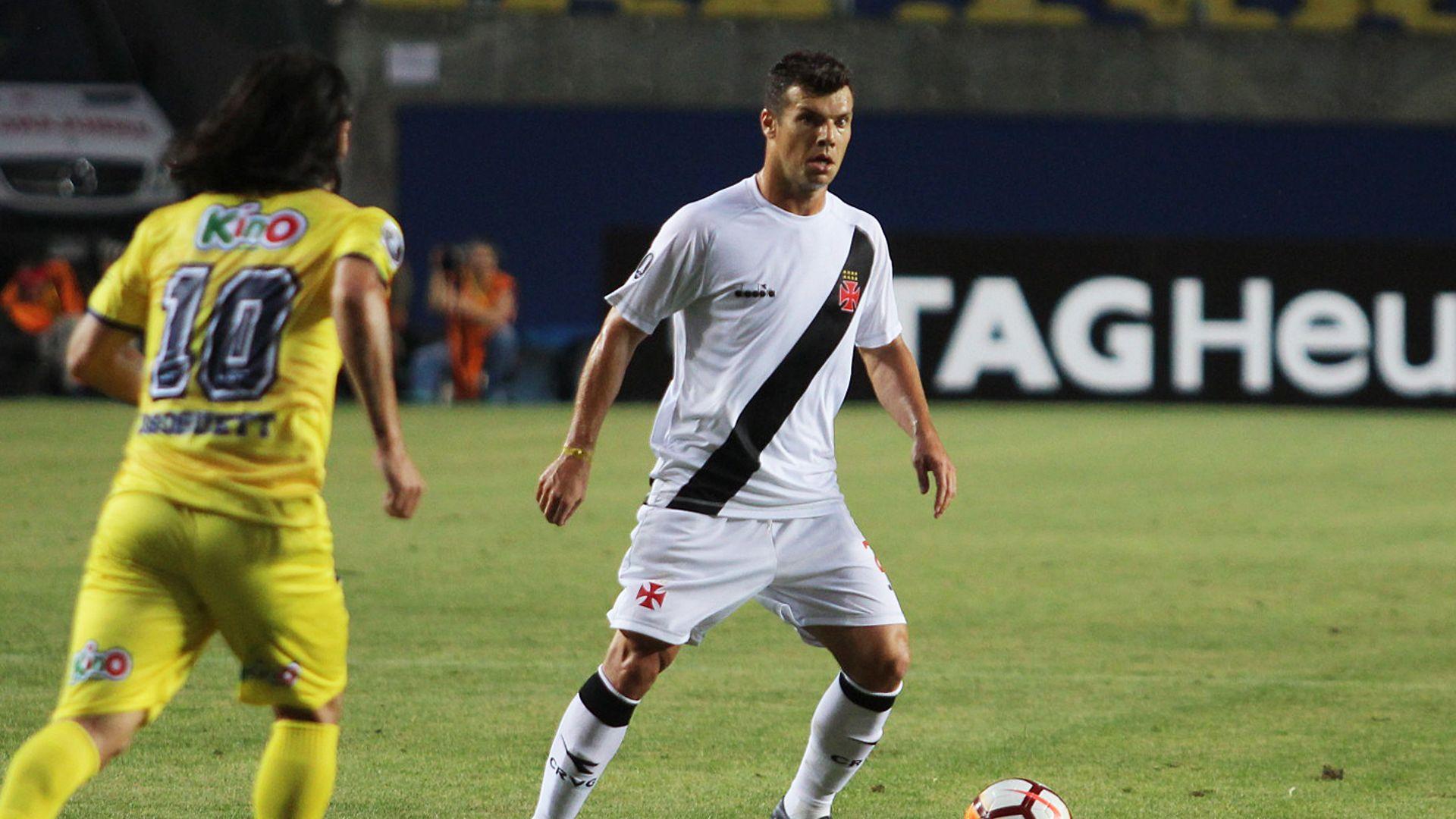 Wagner Univ Concepcion Vasco Copa Libertadores 31012018
