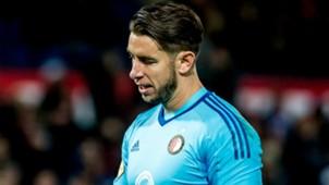 Brad Jones, Feyenoord, Eredivisie 11182017