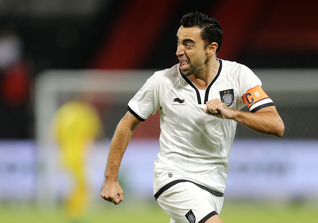 Xavi: I want to make Qatar competitive at World Cup 2022