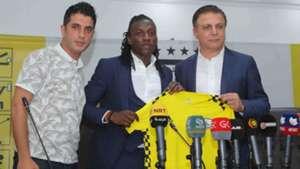 Allan Kateregga: Erbil Sports Club sign former AFC Leopards and Cape Town City midfielder