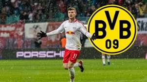 GFX Timo Werner BVB