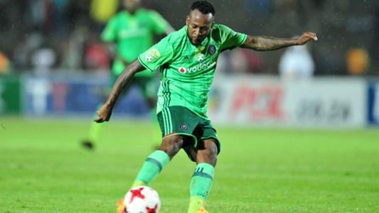Mpho Makola of Orlando Pirates