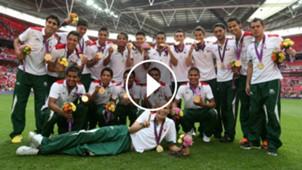 México Oro Olímpico play