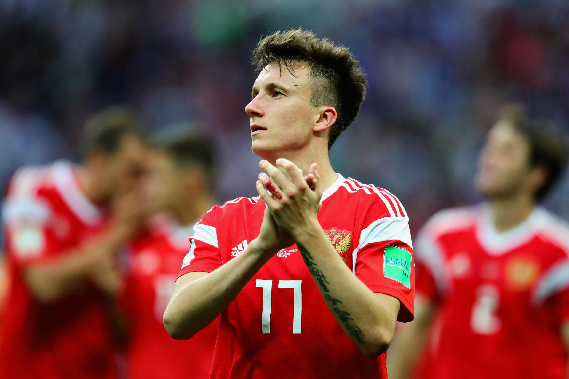 Il Chelsea offre 23 milioni per Golovin