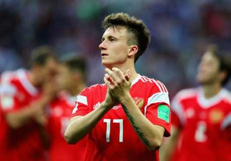 Aleksandr Golovin: Just how good is 'Russia's Iniesta'?