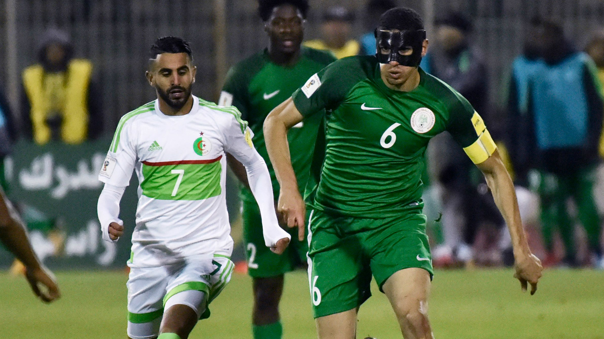 Nigeria on revenge mission against Argentina