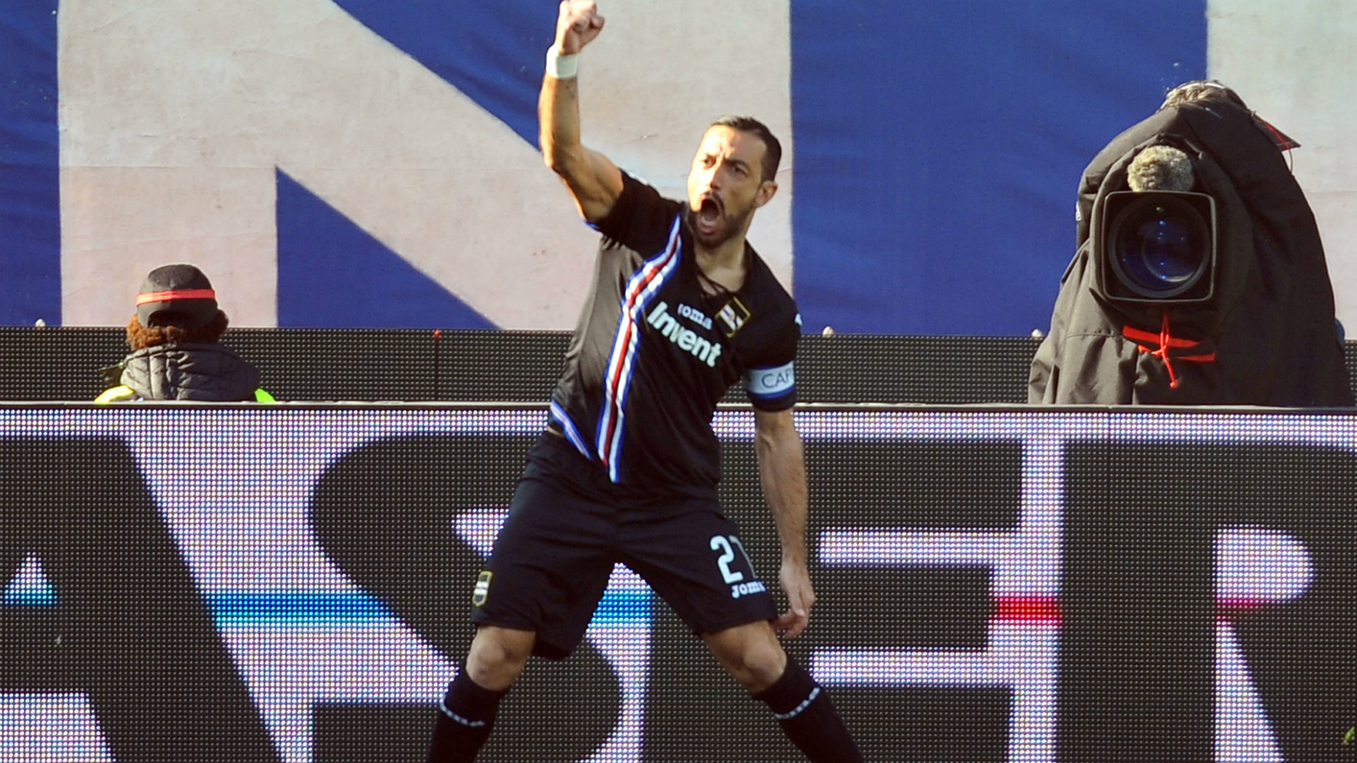 Fabio Quagliarella SPAL Sampdoria Serie A