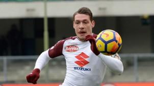 Andrea Belotti, Torino, Serie A, 25022018