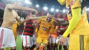 Despedida Julio Cesar Flamengo America-MG 21042018 Brasileirao Serie A