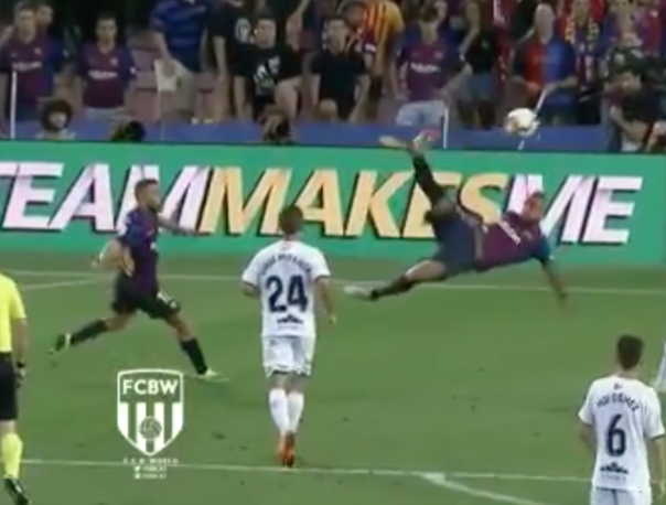 Arturo Vidal 6 Barcelona Alavés