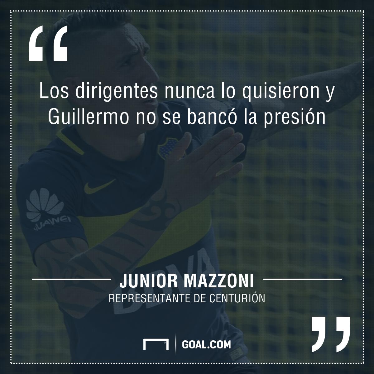 Mazzoni Centurion Guillermo PS
