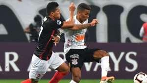 Pedrinho Daniel Carrillo Corinthians Deportivo Lara Sudamericana 23052019