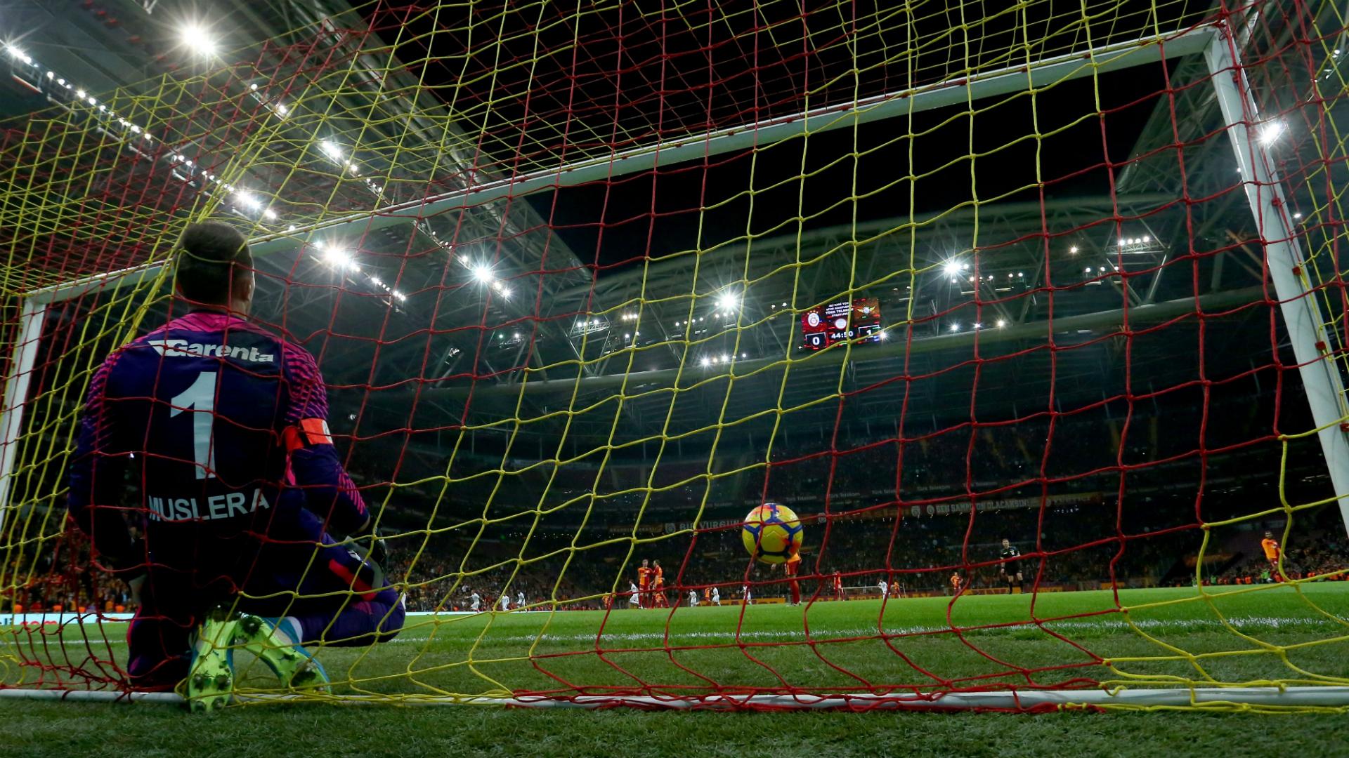 Fernando Muslera Galatasaray Akhisarspor
