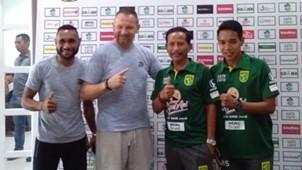 Pre Match Press Conference Persebaya Surabaya vs Borneo FC