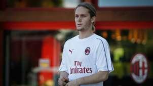 Alen Halilovic AC Milan 07072018