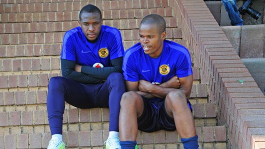 George Maluleka and Willard Katsande - Kaizer Chiefs
